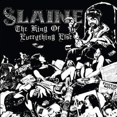 Slaine - The King of Everything Else (LP) Suburban Noize Records