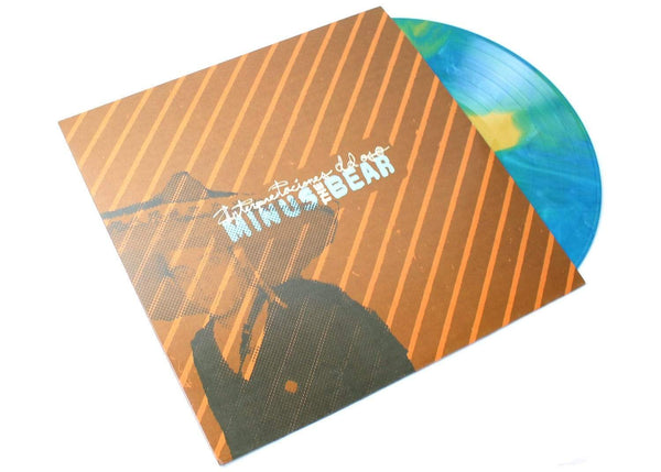 Minus The Bear - Interpretaciones del Oso (LP - Turquoise/Gold Swirl Vinyl + Download Card) Suicide Squeeze Records