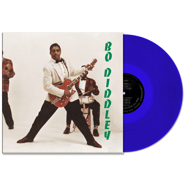 Bo Diddley - Bo Diddley (LP - Limited Blue Vinyl) Sundazed Music, Inc.