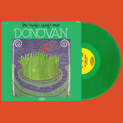 Donovan - Hurdy Gurdy Man (LP - Green Vinyl) Sundazed Music, Inc.