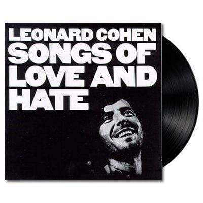 Leonard Cohen - Songs of Love and Hate (LP) Sundazed Music, Inc.
