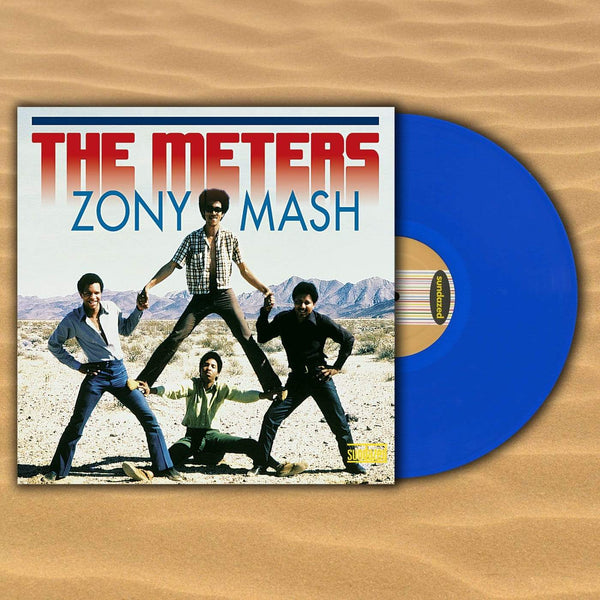 The Meters - Zony Mash (LP - Blue Vinyl) Sundazed Music, Inc.
