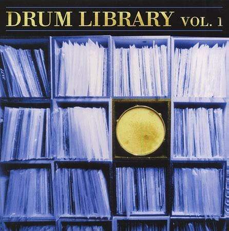 Paul Nice - Drum Library Vol. 1 Super Break Records