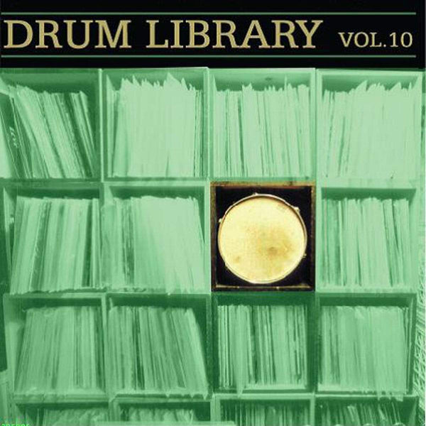 Paul Nice - Drum Library Vol. 10 Super Break Records