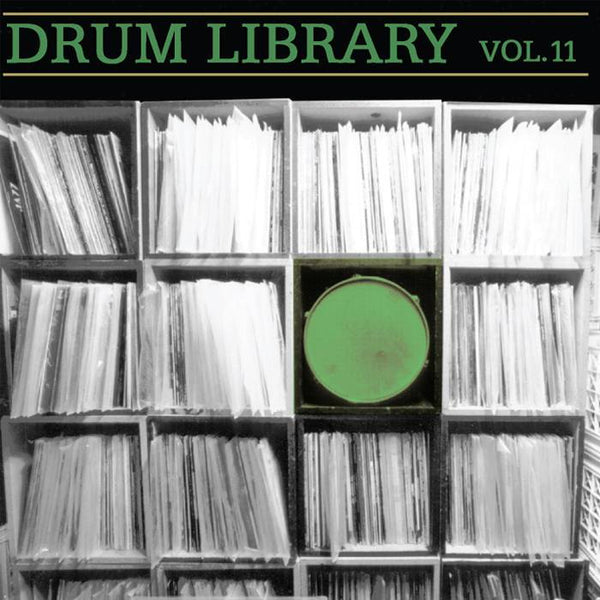 Paul Nice - Drum Library Vol. 11 Super Break Records