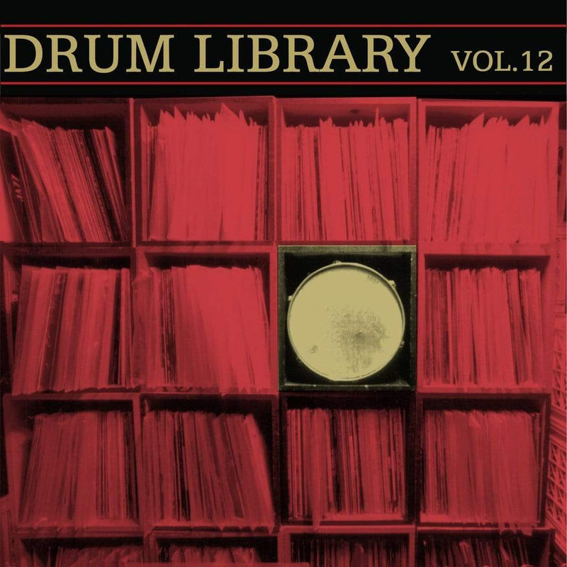 Paul Nice - Drum Library Vol. 12 (Digital) Super Break Records