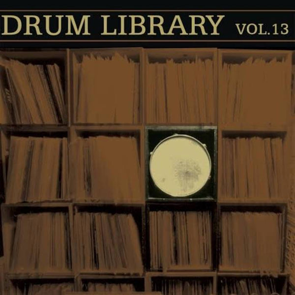 Paul Nice - Drum Library Vol. 13 (Digital) Super Break Records