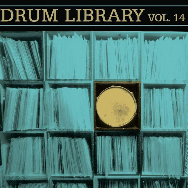 Paul Nice - Drum Library Vol. 14 (Digital) Super Break Records