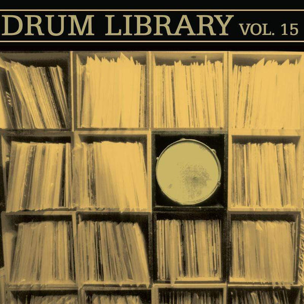 Paul Nice - Drum Library Vol. 15 (Digital) Super Break Records