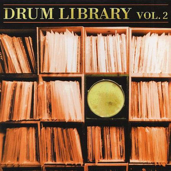 Drum Library Vol. 2 (Digital) Sure Shot
