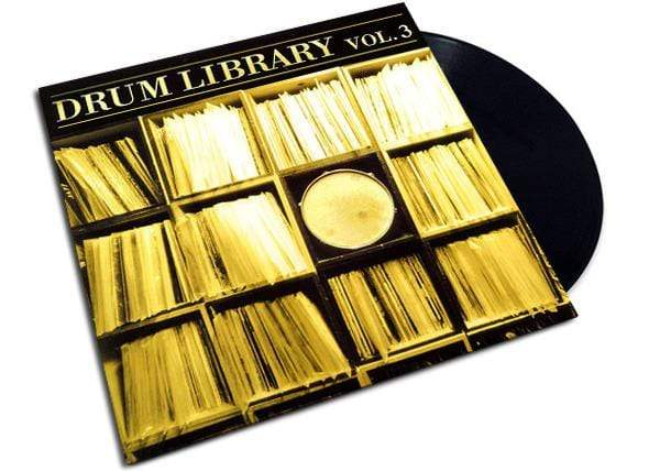 Paul Nice - Drum Library Vol. 3 Super Break Records