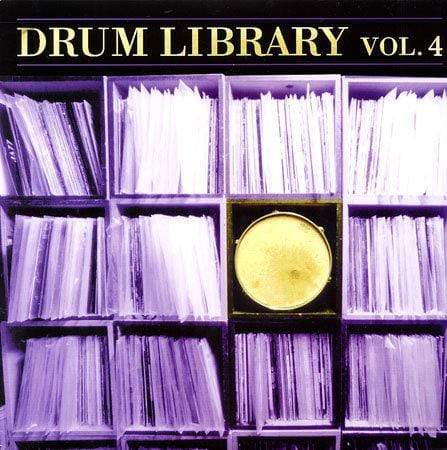 Paul Nice - Drum Library Vol. 4 Super Break Records