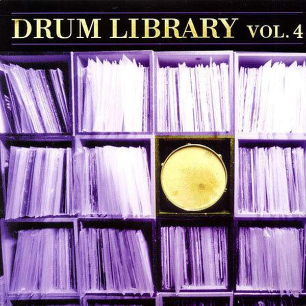 Paul Nice - Drum Library Vol. 4 (Digital) Sure Shot