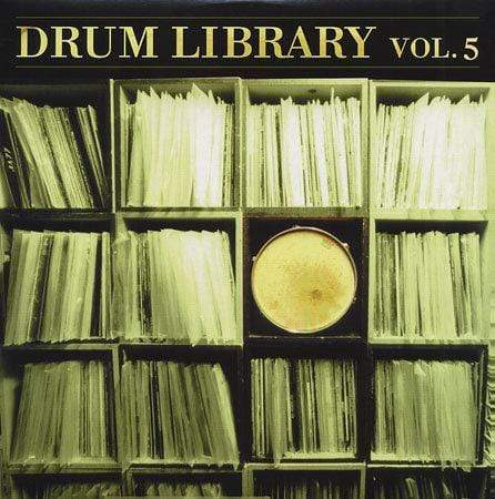 Paul Nice - Drum Library Vol. 5 Super Break Records
