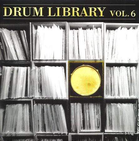 Paul Nice - Drum Library Vol. 6 Super Break Records