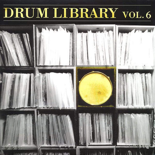 Paul Nice - Drum Library Vol. 6 (Digital) Sure Shot
