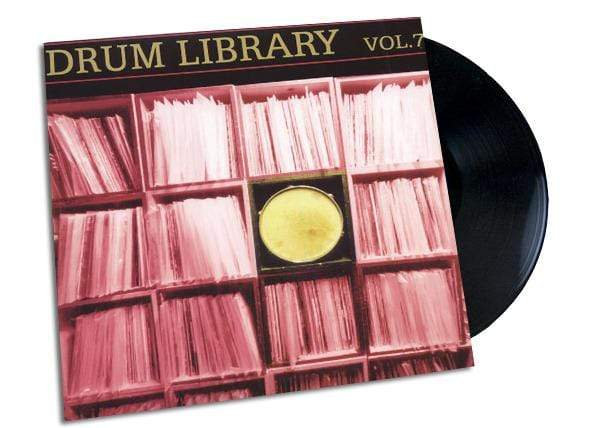Paul Nice - Drum Library Vol. 7 Super Break Records