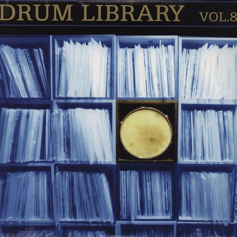 Paul Nice - Drum Library Vol. 8 Super Break Records