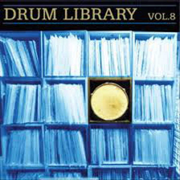 Paul Nice - Drum Library Vol. 8 (Digital) Sure Shot