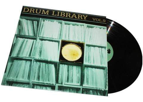 Paul Nice - Drum Library Vol. 9 Super Break Records