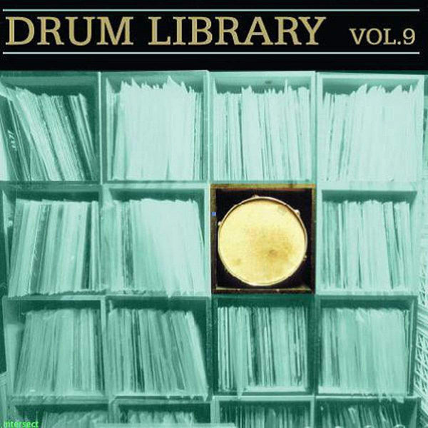 Paul Nice - Drum Library Vol. 9 (Digital) Sure Shot