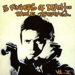 Paul Nice - Five Fingers of Death Vol. 2 (LP)(Digital) Super Break Records