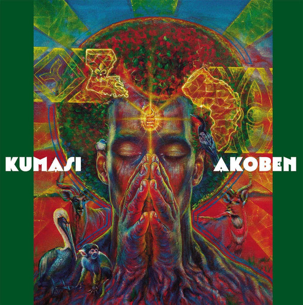 Kumasi - Akoben (LP) Superjock Records