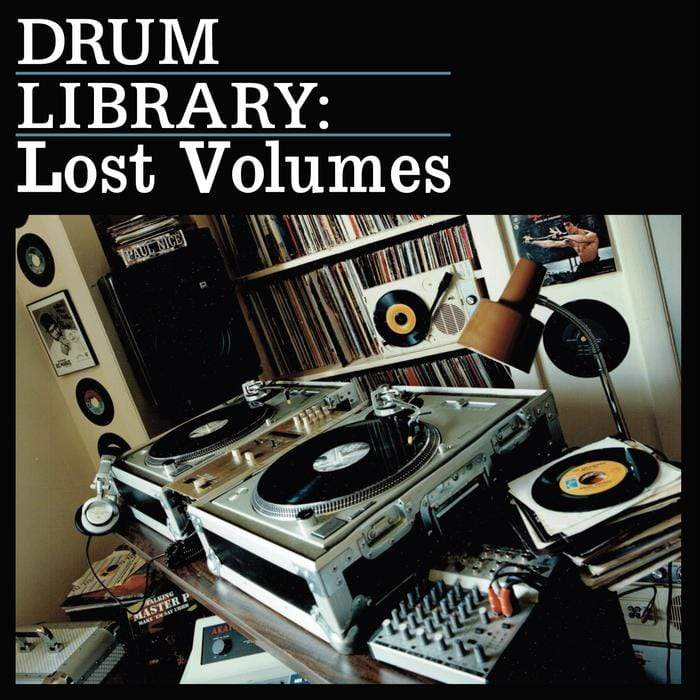 Paul Nice - Drum Library: The Lost Volumes (Digital) Sure Shot
