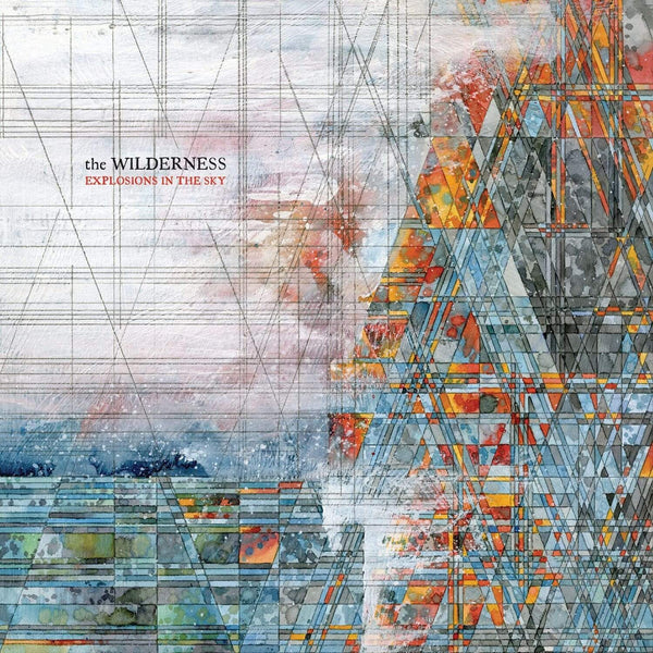 Explosions in the Sky - The Wilderness (2xLP - Transparent Red/Opaque White Vinyl) Temporary Residence Ltd.