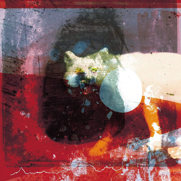 Mogwai - As The Love Continues (3xLP - Transparent Red Vinyl + Book) Temporary Residence Ltd.
