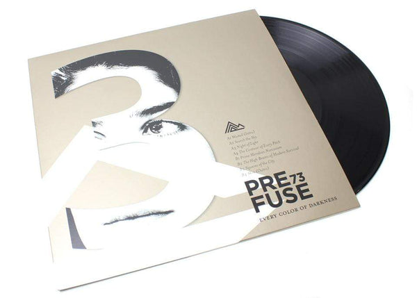 Prefuse 73 - Every Color Of Darkness (LP) Temporary Residence Ltd.