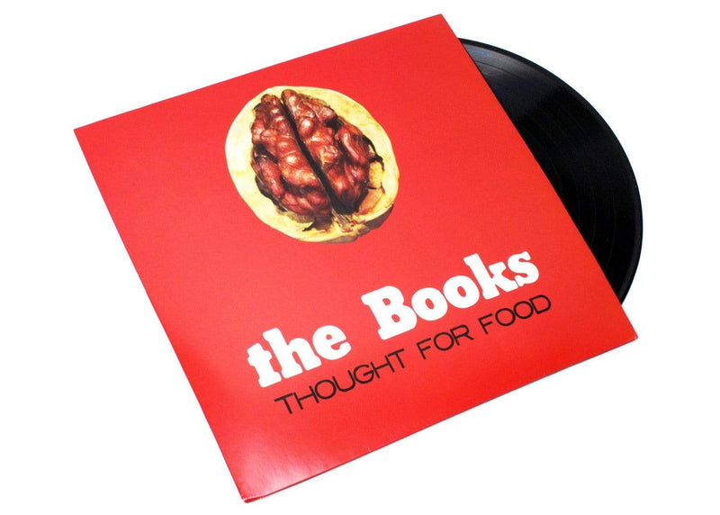 The Books - Thought For Food (LP) Temporary Residence Ltd.