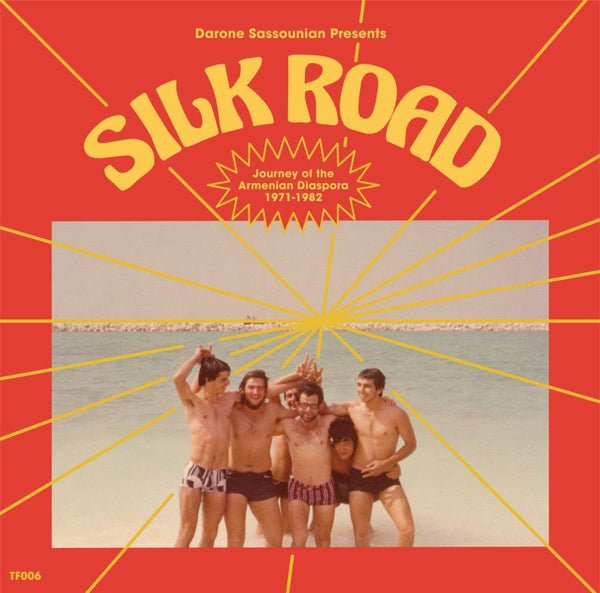 Various Artists - Silk Road: Journey Of The Armenian Diaspora [1971-1982](LP) Terrestrial Funk