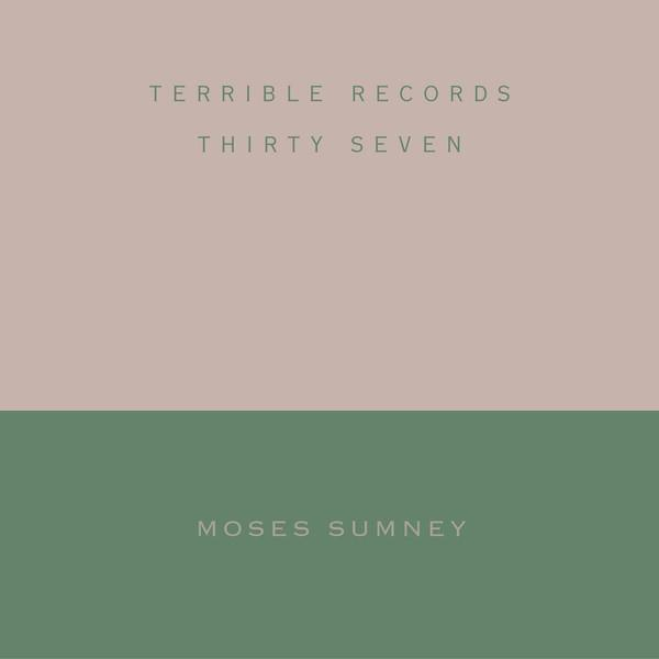 "Moses Sumney ‎– Seeds b/w Pleas (7"") Terrible Records"