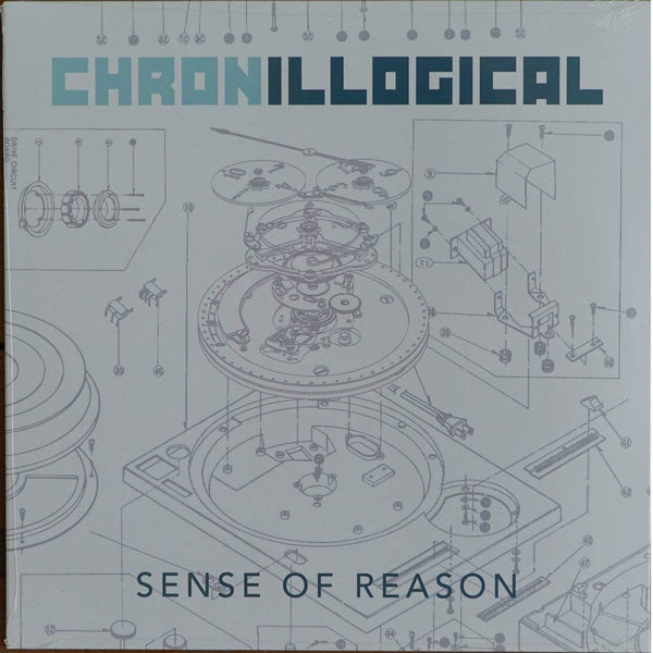 "Sense of Reason/Texas Scratch League  - ChronILLogical (10"" - EP) Texas Scratch League"