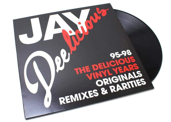 J Dilla - Jay Deelicious: The Delicious Vinyl Years (3xLP) The Bicycle Music Company
