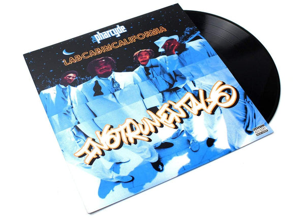 The Pharcyde - Labcabincalifornia Instrumentals (2xLP) The Bicycle Music Company