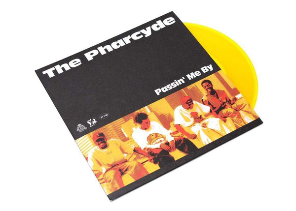 "The Pharcyde - Passin Me By (7"" - Colored Vinyl) The Bicycle Music Company"