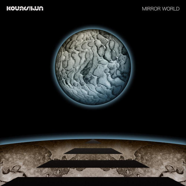 Kovacs The Hun - Mirror World (LP) The Content Label