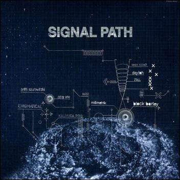 V/A - Signal Path (2xLP) The Content Label