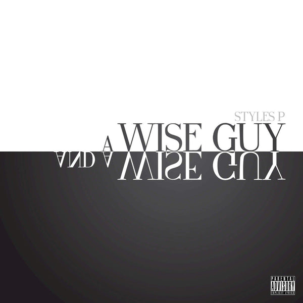 Styles P - A Wise Guy and a Wise Guy (CD) The Phantom Entertainment