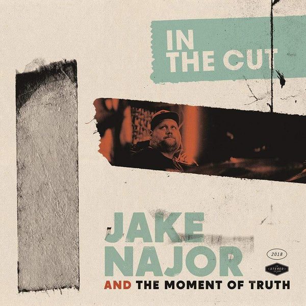 Jake Najor and the Moment of Truth - In The Cut (LP) The Redwoods Music