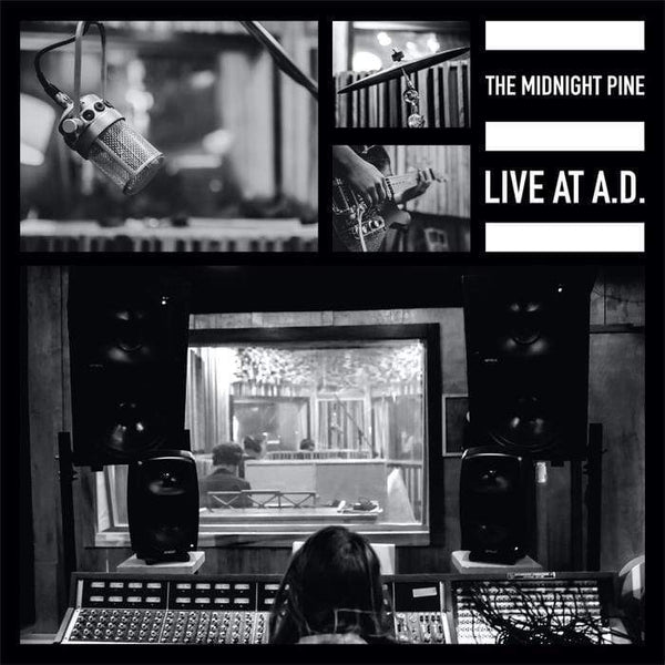 The Midnight Pine - Live At A.D. (Digital) The Redwoods Music