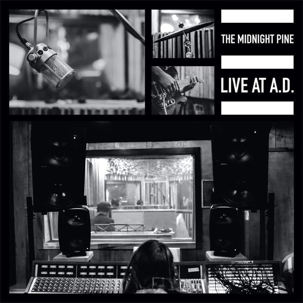 The Midnight Pine - Live at A.D. (LP) The Redwoods Music