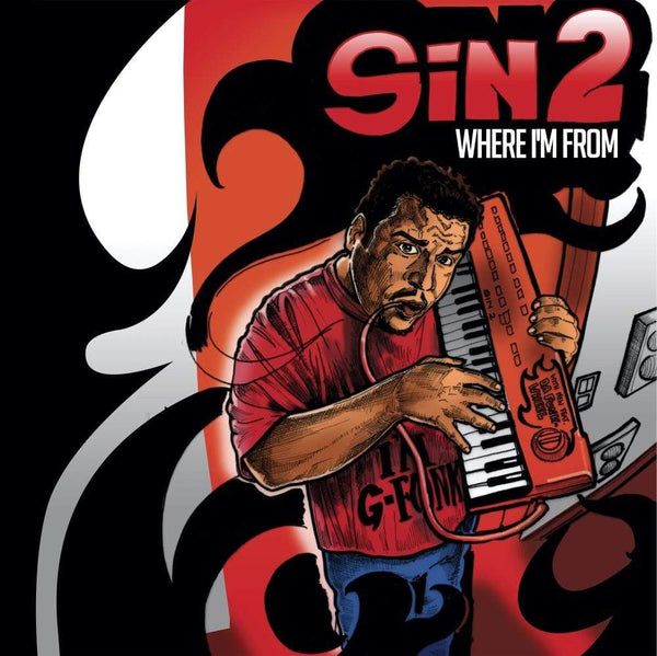 Sin2 - Where I'm From (LP) The Sleepers Recordz