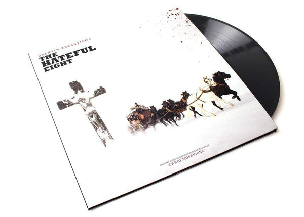 Ennio Morricone - Quentin Tarantino's The Hateful Eight: Original Soundtrack (2xLP) Third Man Records