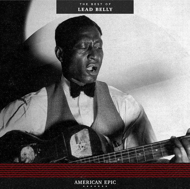 Leadbelly - American Epic: The Best of (LP - 180 Gram Vinyl) Third Man Records