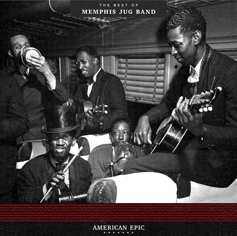 Memphis Jug Band - American Epic: The Best of (LP - 180 Gram Vinyl) Third Man Records