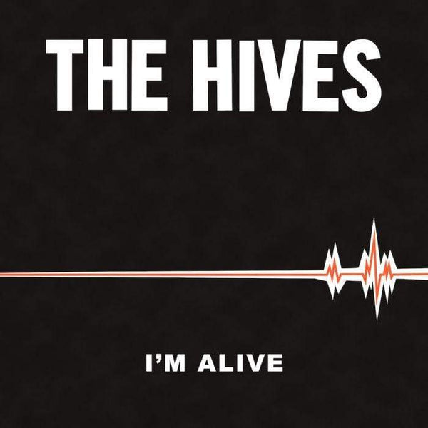 "The Hives - I'm Alive b/w Good Samaritan (7"") Third Man Records"