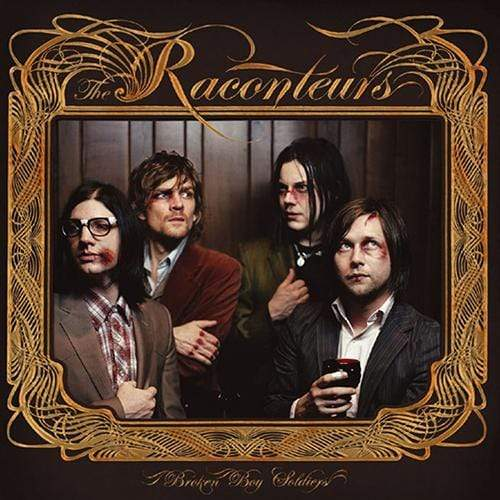 The Raconteurs - Broken Boy Soldiers (LP - 180 Gram Vinyl) Third Man Records